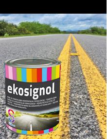 Краски для автодорог