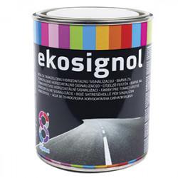 Ekosignol. Краска для тонкослойной разметки автомобильных дорог