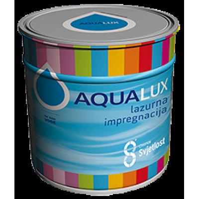 Aqualux Лазурная пропитка