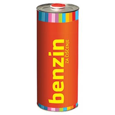 BENZIN (БЕНЗИН). Для очистки поверхностей