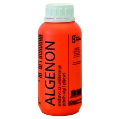 Algenon. Для санации стен зараженных плесенью и водорослями