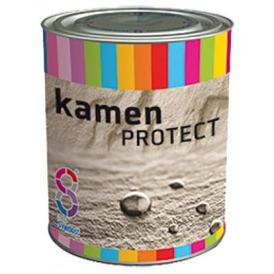 Kamenprotect. Силиконовое-водоотталкивающее покрытие для камня и кирпича