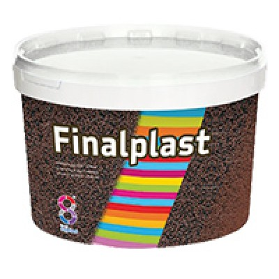 Finalplast. Мраморный гранулят