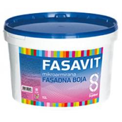 Fasavit. Микроармированная фасадная краска с армирующим эффектом