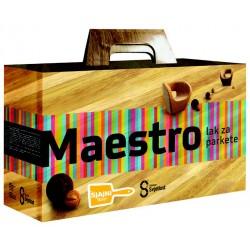 Maestro 2K PU. Лак для паркета – ГЛЯНЦЕВЫЙ с высокой прозрачностью