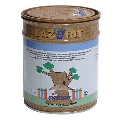 Покрытие для дерева Lazurit