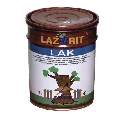 Lazurit Lak. Пропитка для дерева