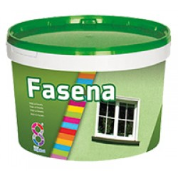 Акриловая дисперсионная краска для фасадов Fasena