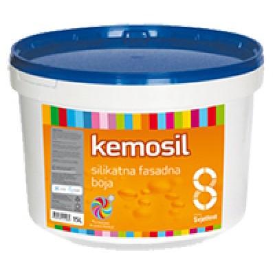 Kemosil. Силикатная краска для фасадов