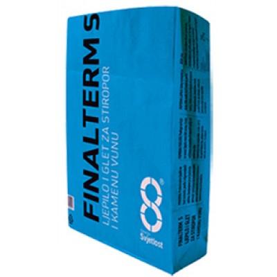 Finalterm S. Клей-шпаклевка для пенопласта и минеральной ваты