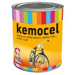 Нитролак Kemocel для защиты и декорирования изделий из металла