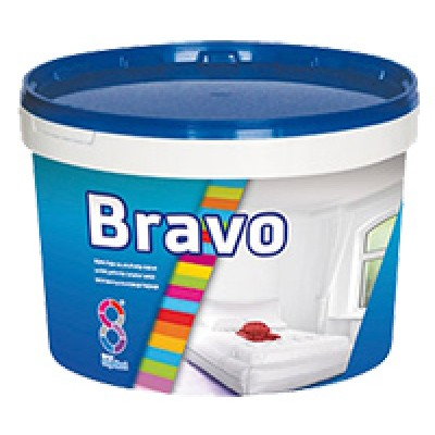 Bravo. Краска для стен внутри помещений