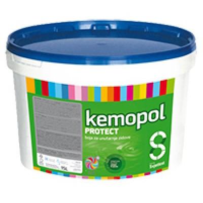 Kemopol Protect. Краска для стен внутри помещений