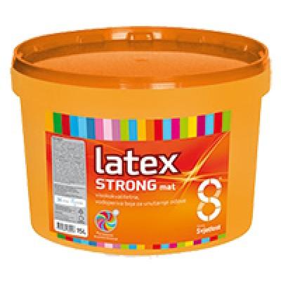 Latex Strong - Mat. Краска для внутренних стен
