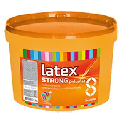 Latex Strong - Polumat. Краска для внутренних стен