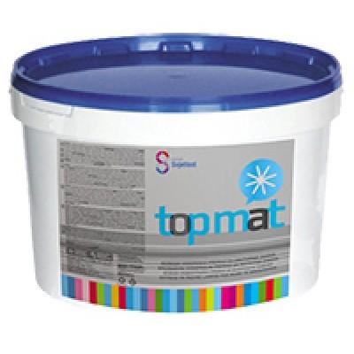 Top Mat. Бесцветное моющееся покрытие для стен внутри помещений